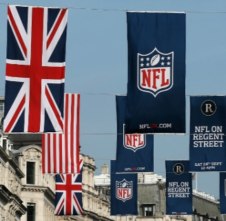 The NFL will have 4 Games in London for the 2017 Season