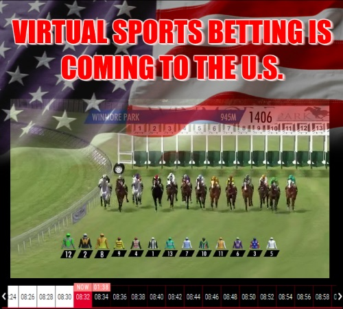 Virtual Sports Betting Expanding into the US
