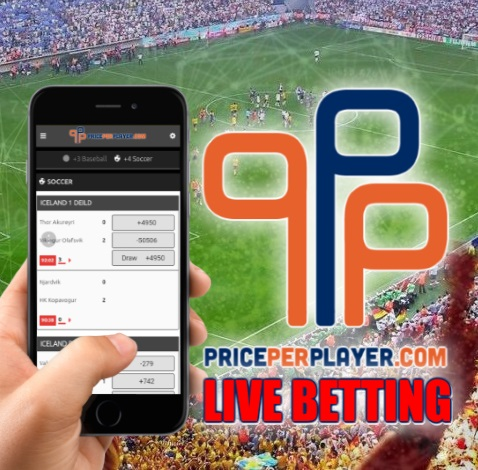 PricePerPlayer.com gets a Live Betting Platform Upgrade