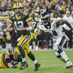 Sportsbook NFL News – Eagles vs Packers Result