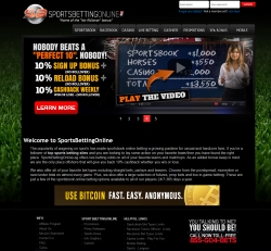 SportsBettingOnline Sportsbook Review